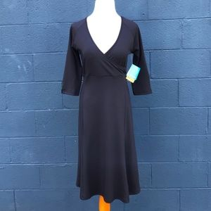 Columbia Timeless Travel Black Dress Sz Small NWT